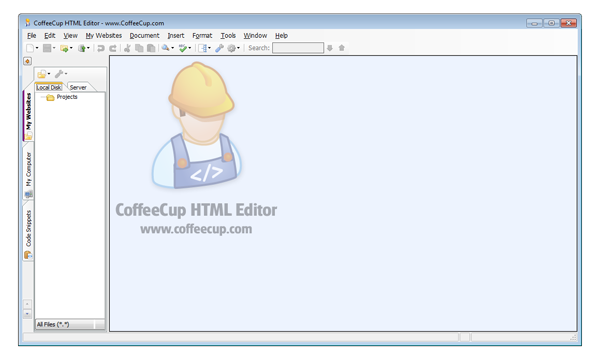 HTML Editor by CoffeeCup Software