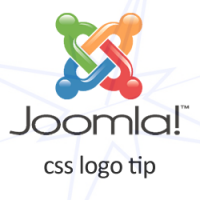 Change your Joomla logo by component