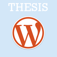 WordPress and Thesis – Can't we all just get along?