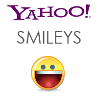 Yahoo Type Smiley in Photoshop